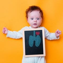 Can asthma be diagnosed in infancy?