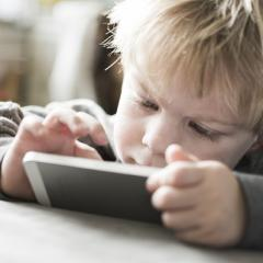 How much screen time is too much for preschoolers?